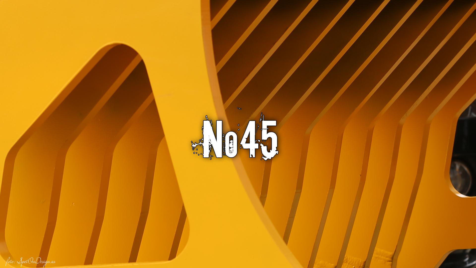 13 'taggers' dyrkingsskuffe, som veier 1822kg, med 11 spiler for en 45 tonn stor maskin, og som ble levert til kunde Arnfinn Vølstad, fra Ølensvåg