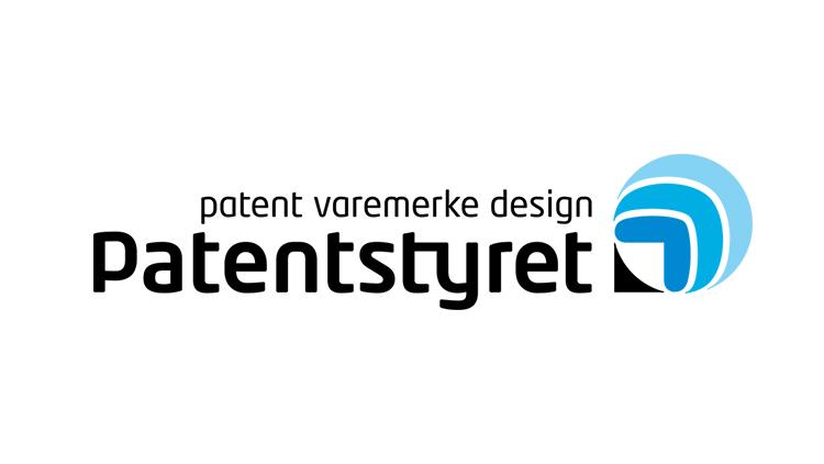 Patentstyret - logo